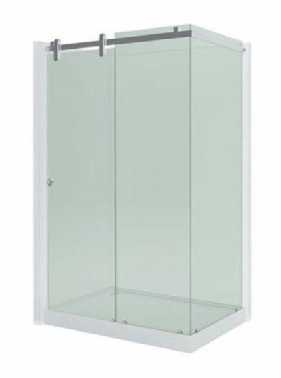 Душевой уголок Aquanet Gamma 1408-12 L/R 140 x 80 x 230 см, стекло прозрачное (166798/172019)