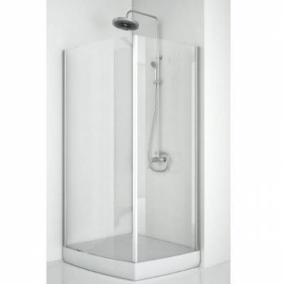 Душевой уголок Aquanet Iva NK 1222 L/R 99 x 88 x 190 см, стекло прозрачное (184520/184521)