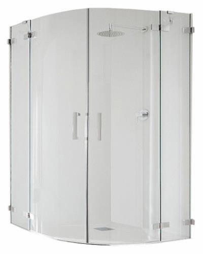 Душевой уголок Radaway Euphoria PDD 100,5 х 100,5 х 200 см, стекло прозрачное