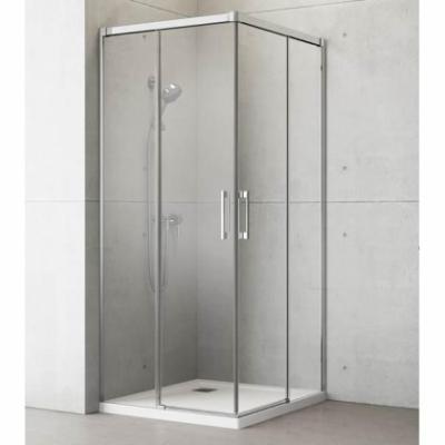 Душевой уголок Radaway Idea KDD 80 x 80 см, стекло прозрачное