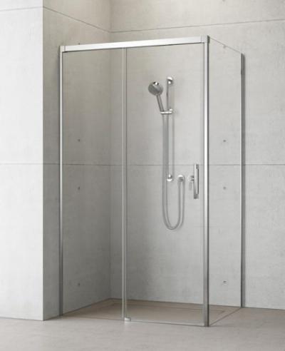 Душевой уголок Radaway Idea KDJ 160 x 75 левый, стекло прозрачное