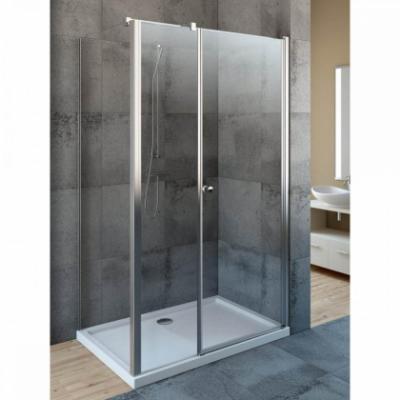 Душевой уголок Radaway EOS KDS 140L/Rx100, 100 х 140 х 197 см, стекло прозрачное