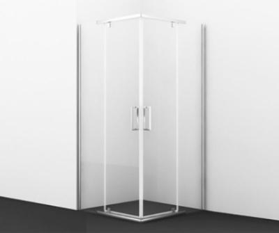 Душевой уголок WasserKRAFT Leine 35P03, 90 см, стекло прозрачное