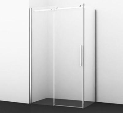 Душевой уголок WasserKRAFT Alme 15R07, 90 см, стекло прозрачное