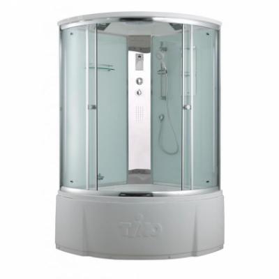 Душевая кабина Timo Comfort T-8835 C Clean Glass, стекло прозрачное, 135 x 135 см