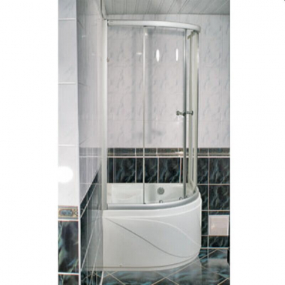 Душевой уголок Iddis TF90MH, 90 x 90 см, стекло прозрачное