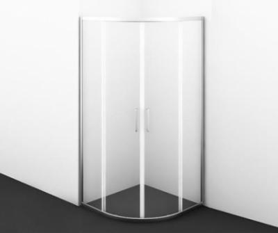 Душевой уголок WasserKRAFT Main 41S23, четверть круга, стекло прозрачное, 100 см