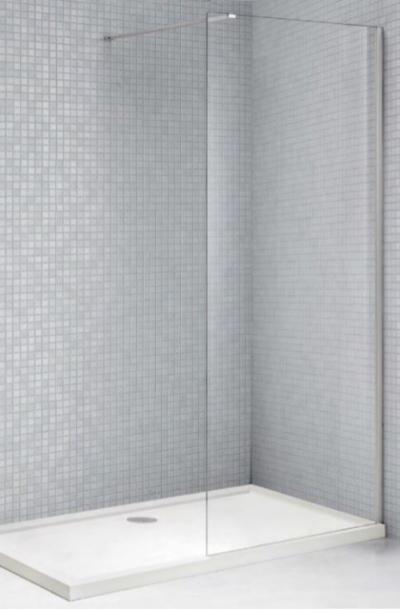 Душевое ограждение Cezares Liberta-L-1-110-C-Cr 110 x 195 см, стекло прозрачное, профиль хром