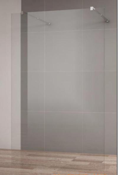 Душевое ограждение Cezares Liberta-L-2-140-C-Cr 140 x 195 см, стекло прозрачное, профиль хром