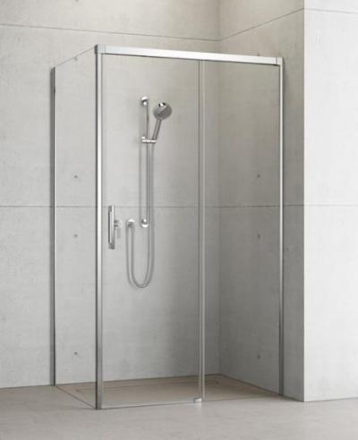 Душевой уголок Radaway Idea KDJ 130 x 100 правый, стекло прозрачное