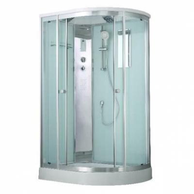 Душевая кабина Timo Comfort T-8802 P C L/R Clean Glass, 120 x 85 см, стекло прозрачное, без электрики и гидромассажа