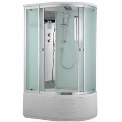 Душевая кабина Timo Comfort T-8820L/R P C Clean Glass,  120 x 85 см, стекло прозрачное, без электрики и гидромассажа