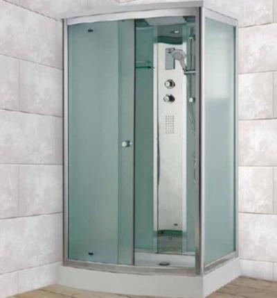 Душевая кабина Timo Comfort T-8815 P C Clean Glass, 120 x 90 см, стекло прозрачное, без электрики и гидромассажа