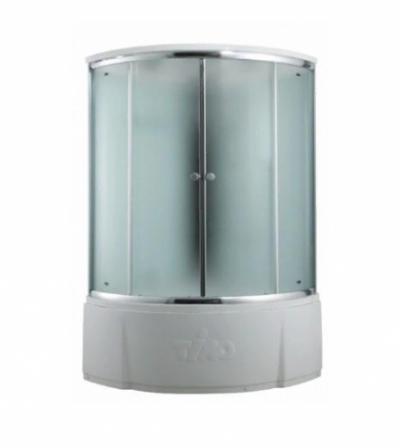 Душевая кабина Timo Comfort T-8825 F Fabric Glass, стекло матовое, 120 x 120 см