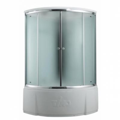 Душевой бокс Timo Comfort T-8855 F Fabric Glass, стекло матовое, 150 x 150 см