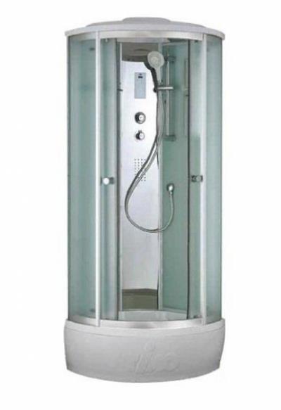 Душевая кабина Timo Comfort T-8880 P C Clean Glass, 80 х 80 см, стекло прозрачное, без электрики и гидромассажа