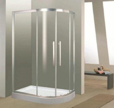 Душевой уголок Timo BY-549 L/R, 120 х 80 х 200 см, стекло прозрачное