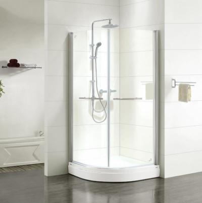 Душевой уголок Iddis Elansa E20R099i23, 90 х 90 х 185 см, стекло прозрачное