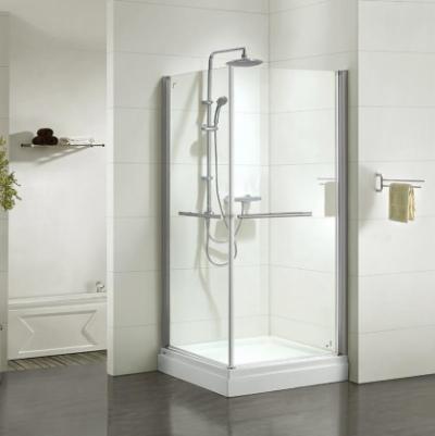 Душевой уголок Iddis Elansa E10S099i23, 90 х 90 х 185 см, стекло прозрачное