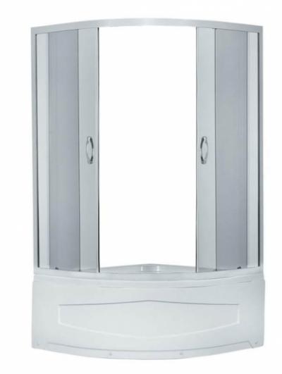 Душевой уголок Erlit Comfort ER0510T-C4, 100 x 100 x 195 см