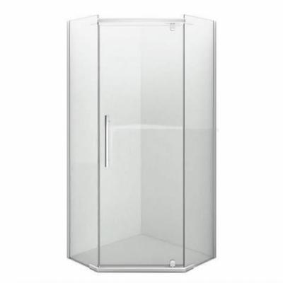 Душевой уголок Erlit Comfort ER10110V-C1, 100 x 100 см