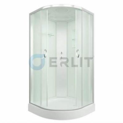 Душевая кабина Erlit Comfort ER3508P-C3, 80 x 80 см