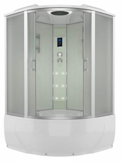 Душевой бокс Erlit Comfort ER4350T-W3, 150 x 150 см