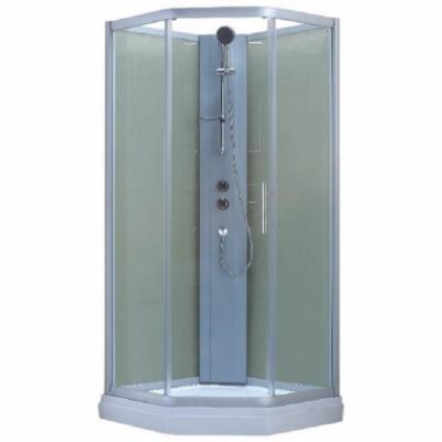 Душевая кабина RGW-2819, 100 x 100 см, профиль - хром матовый