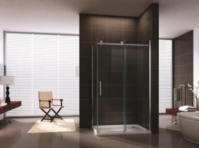 Душевой уголок Berges Wasserhaus Gelios 061003, 100 х 80 х 195 см, стекло прозрачное
