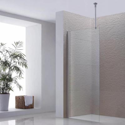 Душевой уголок RGW WA-03, 06100310-11, 100 х 195 см, со свободным входом, стекло прозрачное, хром