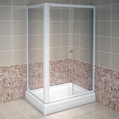 Душевой уголок Радомир Верчелли, 121.5 х 84 х 198 см, стекло прозрачное