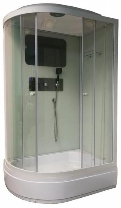 Душевая кабина Parly Bianco BMM120, 120 x 80 см, L/R