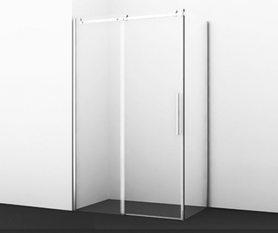 Душевой уголок WasserKRAFT Dinkel 58R35, 140 х 80 х 200 см, стекло прозрачное