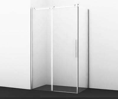 Душевой уголок WasserKRAFT Dinkel 58R37, 140 х 100 х 200 см, стекло прозрачное