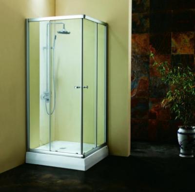 Душевое ограждение Iddis TC90BL 90 x 90 x 185 см стекло прозрачное, хром глянцевый