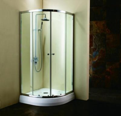 Душевое ограждение Iddis TF90ML 90 x 90 x 185 см стекло прозрачное, хром матовый