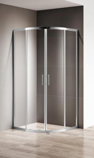 Душевой уголок Cezares MOMENTO-R-2-80-C-Cr 80 х 80 х 195 см стекло прозрачное