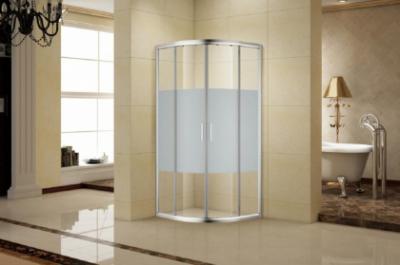 Душевой уголок Aquanet Practic AE10-Q-90x90U-CP 90 x 90 х 200 см, стекла прозрачные с шелкографией, профиль хром (243615)