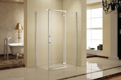 Душевой уголок Aquanet Logic RC1000 AE32-S-100x80U-CT, 100 x 80 х 190 см, стекла прозрачные, профиль хром (243626)