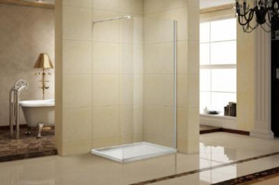 Душевой уголок Aquanet Cinetic AE12-F-80H190U-CT, 80 х 190 см, стекло прозрачное, профиль хром (243622)