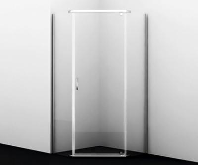 Душевой уголок WasserKRAFT Leine 35P38, пятиугольный, 100 см