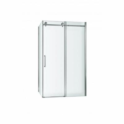 Душевой уголок Berges Wasserhaus Gelios 061019, 120 х 90 см, стекло прозрачное, профиль хром