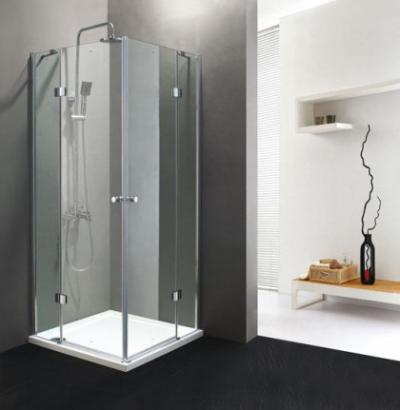 Душевой уголок Cezares VERONA-A-2-90-C-Cr, 90 х 90 х 195 см, стекло прозрачное