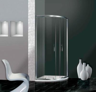 Душевой уголок 2B Box Docce PIU, 90 х 90 х 187.5 см, стекло прозрачное/матовое