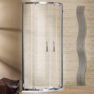 Душевой уголок 2B Box Docce, 90 х 90 х 186 см, стекло прозрачное