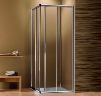 Душевой уголок 2B Box Docce HIT, 90 х 80 х 186, стекло прозрачное (2020SST0/2020STR0)