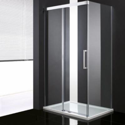 Душевой уголок Cezares PREMIER-SOFT-AH-1-120/80, 120 х 80 см, стекло прозрачное
