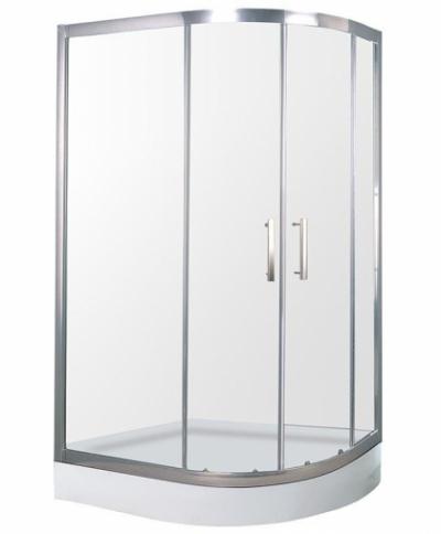 Душевой уголок Timo BY-549, 120 х 80 см, стекло прозрачное